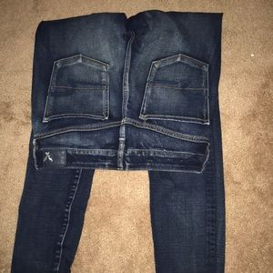 American Eagle Outfitters Jeans - American Eagle 360 super stretch hi-rise jeggings